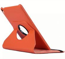 for ipad 2/3/4 rotating magnetic pu leather case cover