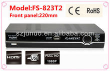 2015 DVB-T2 TV box 1080P HD Origional Set top box MSD7802 TV reciever Tv stick With Remote For Russia