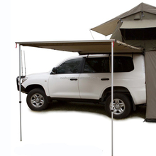 New product car tent side Awning / Optional mosquito tent / 2015 car side awning for sale