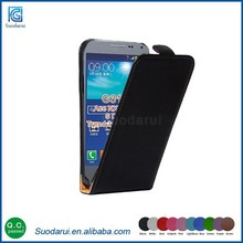 Ultra slim flip leather case for Samsung galaxy Trend 2 Lite G318 Mix colors