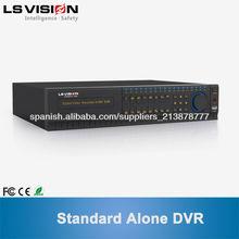LS VISION StandardAlone D1 lleno DVR
