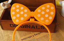 2015 Latest Trend Led Bow Toy, Girl's Bow Led Toy, Cute Led Toy for child