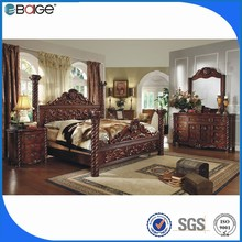 french rococo style bedroom set/classic style bedroom sets/bedroom set model