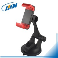 #091+093#cell phone accessory 2015 car windshield phone holder flex arm cell phone holder