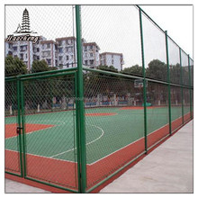PVC coated strong mesh basketball fence netting