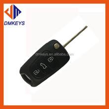High quality universal remote control car key/remote car key/Auto Remote key Shell with 3 button smart key case