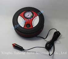 Mini Car Tire Inflator Air Compressor Auto Portable Pump 260PSI DC12V