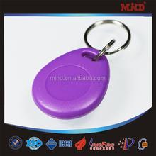 MDK20 custom rfid key fob waterproof ring epoxy