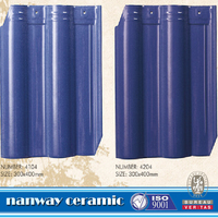 For Sale!!China factory supply ceramic clay roof tiles