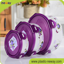 party tray food container disposable vacuum pump food container