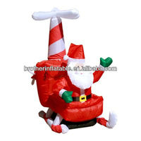 outdoor decoration 2013 christmas inflatable cartoon