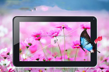 China cheap a23 mid android tablet dual core 9 inch 512MB/8GB cameras wifi