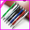 2015 china wholesale promotional pen with logo print metal cheap promotional metal pen for promotion
