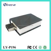 Plastic book shaped 32gb usb flash drive,32gb pendrive