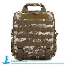 2015 Fashion durable canvas messenger bag handbags