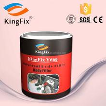 KINGFIX Y660 Car Auto Paint, Car Body Putty