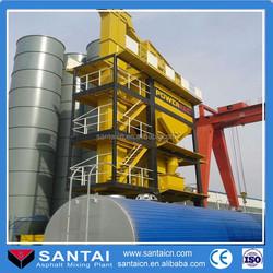 Mobile Mini Bitumen Plant Bitumen Plant Price 240Tph Asphalt producing Plant