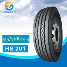 315/70R22.5 all steel radial truck tire