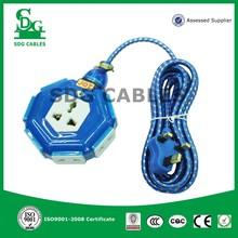Industrial plug & socket/Portable rechargeable power socket