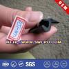 Custom extruded profiel protective epdm bumper strip