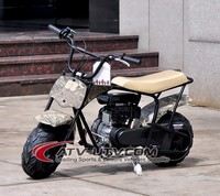 Cheap 80CC 4 Stroke Gas Powered Cooler Scooter