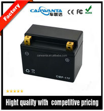 Electric motorcycle battery pack 12V 7.8Ah lithium motorcycle battery