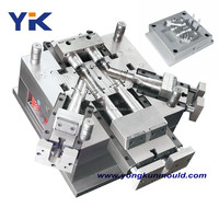 Customize PVC lateral tee pipe fitting mould