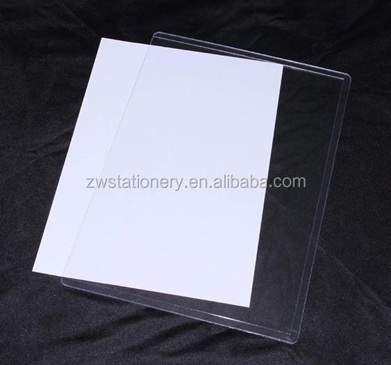 plastic pvc hard case document holder buy a4 plastic With hard plastic document case