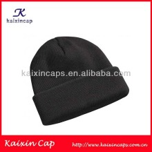 custom winter knitted/ free black knit pattern animal knit hat