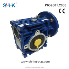 NMPV series worm gear reducer of 0.06-7.5kw