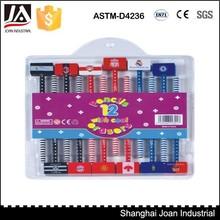 12pcs animal shape christmas erasers