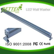 Digital DMX512 full color change 24V 20W LED wall washer lights