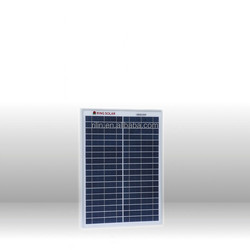 20W High Efficiency Poly Solar panel 18V