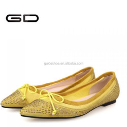 Latest design and fashion loafer casual women shoes