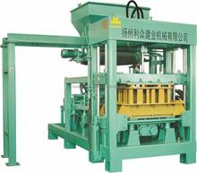 2015 NEW Products automatic cement block moulding machine / QT4-10 automatic concrete brick machine
