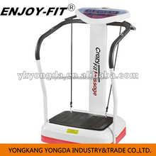 Crazy fit massage Export Best Home GYM Equipment to Lose Weight with Vibration plate