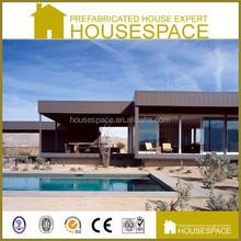 Luxury Decorated Demountable Prefabricated Accommodation