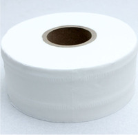 Hot sale virgin pulp 86%white 2plys raw material of toilet paper