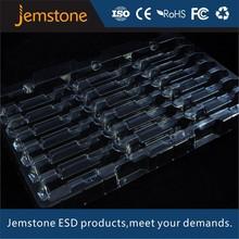high quality transparent plastic storage tray