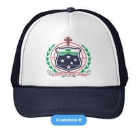2015 Latest Design High Quality Western Sahara flag hat