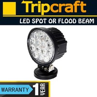 4.5'' 42W LED WORK LIGHT for tractor car 12volt round 42W Led working light