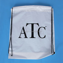 PVA Water Soluble Laundry Bag Infectious Waste Plastic Biodegradable bag for Hospital