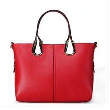 Elva Henryleo 2015 fashion trendy brand women microfiber leather handbags atmosphere bags
