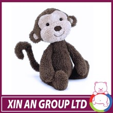Plush toys monkey cheap hot new products for 2015