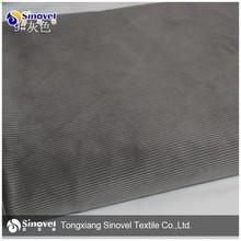 Cheap Corduroy Fabric/Stripe Brushed Velvet