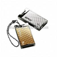 Luxy 4GB metal mini usb flash memory, Free custom logo gift usb stick