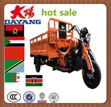 china new high quality 150cc 200cc 250cc tricycle milk car truck with ccc for sale in Kenya