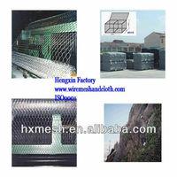 2014 Galvanized hexagonal wire mesh but froom anping