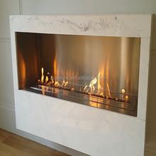 WIFI , Self-help add alcohol , LED display ethanol fireplace burner