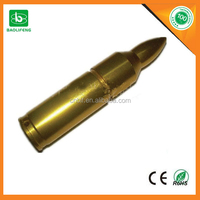 Factory bulk cheap elegant design bullet metal usb bullet usb flash drive 1gb 2gb 4gb